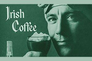 Passion irish coffee