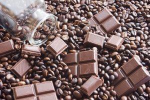 Mariage café et chocolat